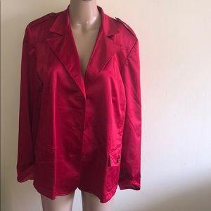 Marina Rinaldi jacket size 21 Italian 14 USA